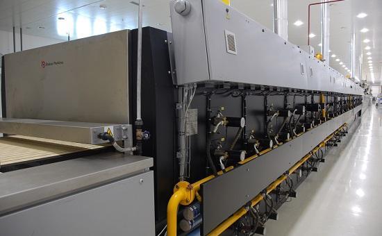 Unique heating control enhances Baker Perkins' TruBake™ DGF biscuit ovens