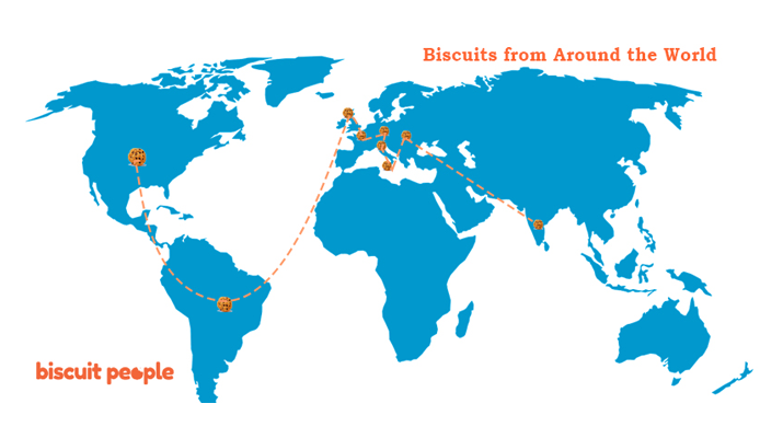 Biscuits from Around the World