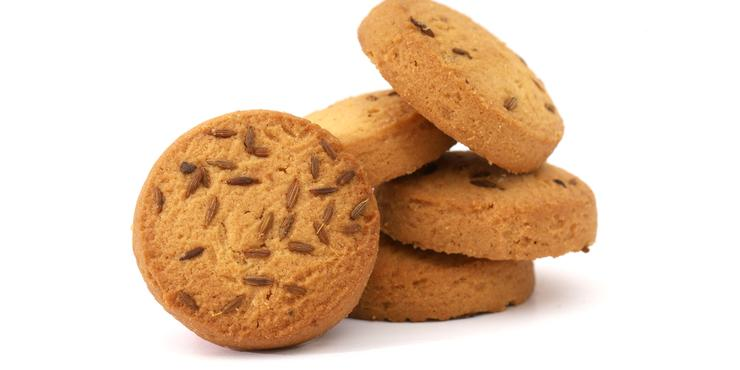 A Match Made in Heaven (or rather India): Jeera Biscuits and Tea