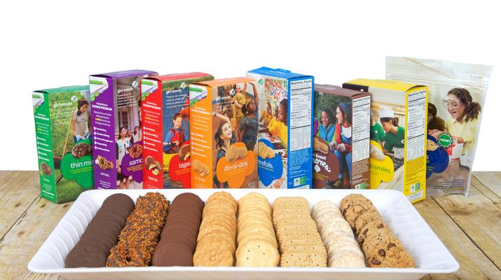Girl Scout Cookies: Empowering Young New Adventurers