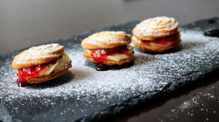 Viennese whirls: British biscuit in disguise