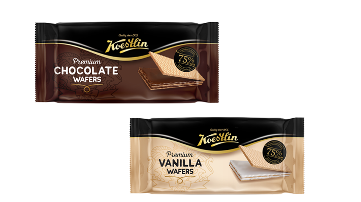 Consumer Acceptance and Preference  Of New Chocolate and Vanilla-Flavoured Wafer Products