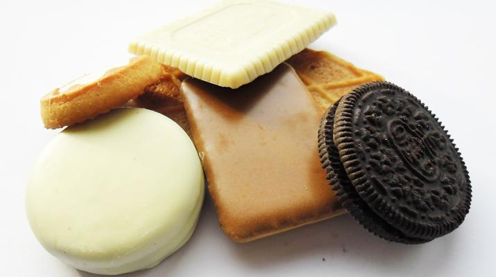 The Complete Collection of  Biscuit Types