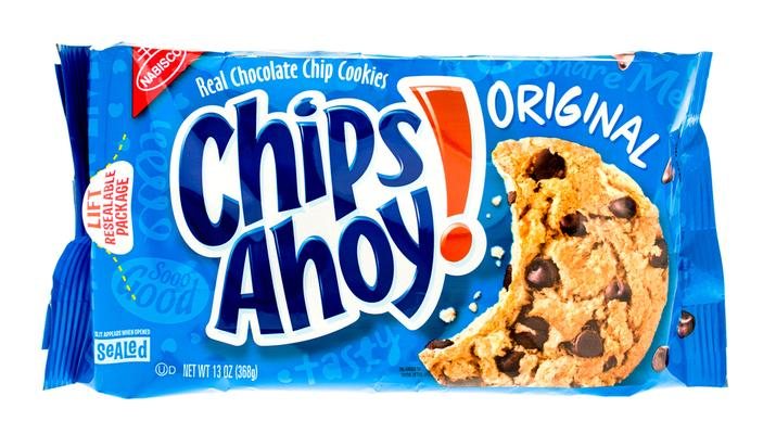 Chips Ahoy! The #1 Chocolate Chip Cookie