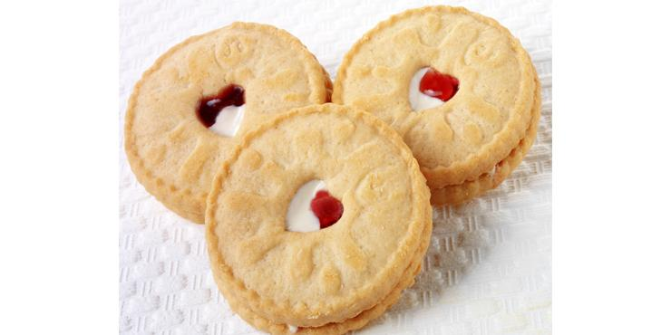 Jammie Dodgers: Dr. Who's Favourite Biscuit