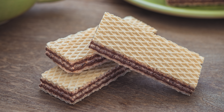 Perfect High-Protein Wafers Need the Right Kind of Protein