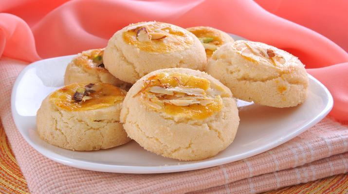 Nankhatai Biscuits: A Delicious Diwali Festival Treat
