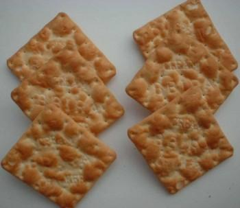 The Lamination Process in Fermented Crackers