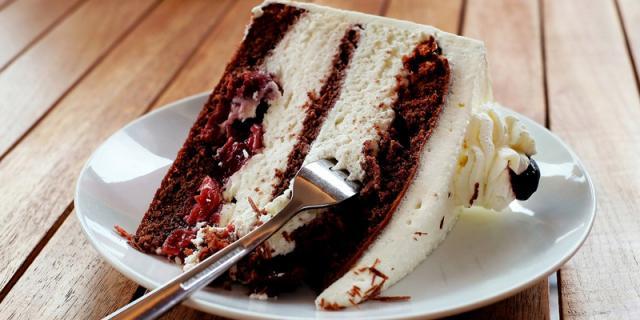 Schwarzwald cake