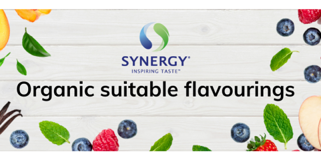 Organic flavouring Synergy