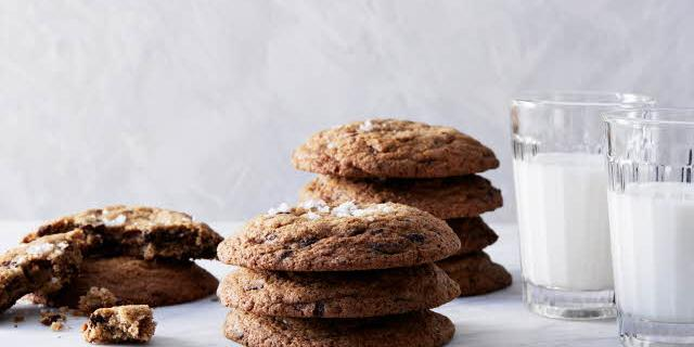 Ingredients Protein enrichment of your cookies with Nutrilac® whey protein produced by Arla Foods Ingredients