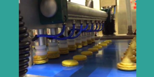 macarons technology