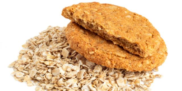 Hubnob biscuit with oats