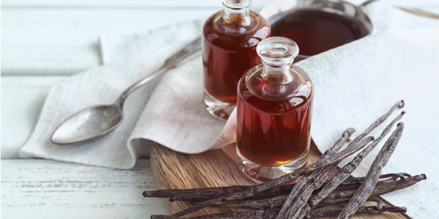 Natural flavouring vanilla