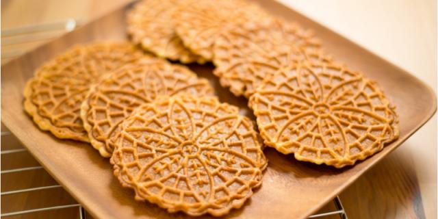 Pizzelle Italy