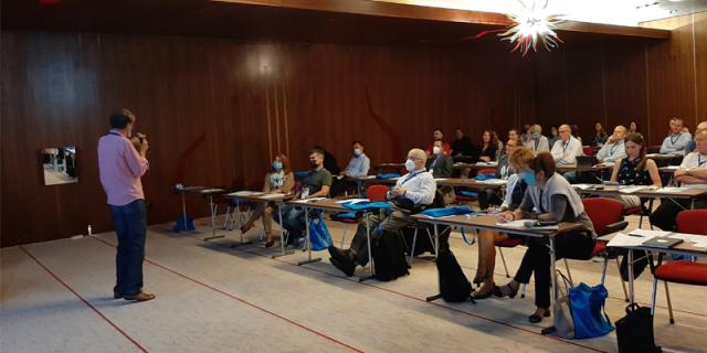 Jacob Van Kogelenberg, Biscuit People Conference, JKConsult