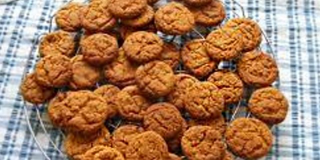 Cornish Fairing Biscuits