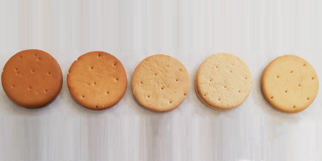 Acrylamide and biscuits