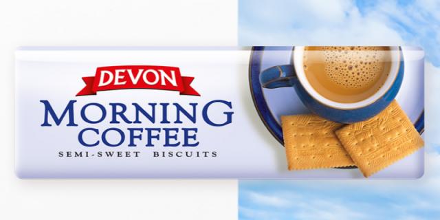 Devon Morning coffee