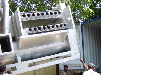 Indirect Radiant heater module made in India