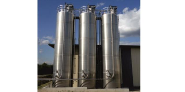 External Silos from Daxner Germany