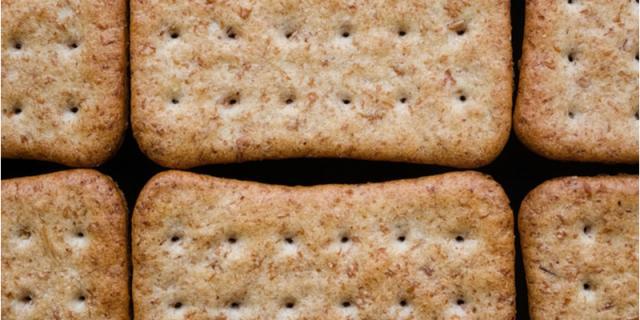Hardtack cookies - war cracker
