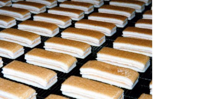 CREAM SANDWICH LAYER CAKE