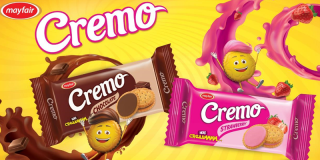 Mayfair Cremo Biscuits
