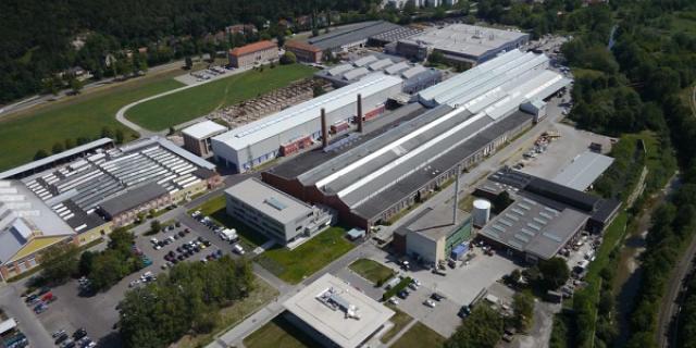 Berndorf Band production area