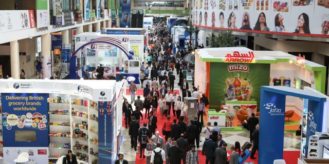 Record number UAE companies at GULFOOD 2017