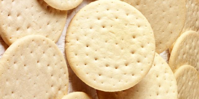 Bath Oliver biscuits