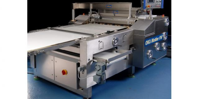 Rotary moulding in biscuits manufacturing
