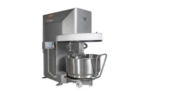 Mixing in biscuit and cookie production