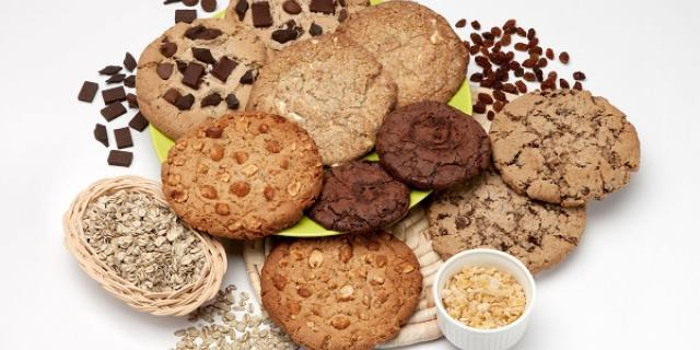 Depositing in Biscuit Baking Process