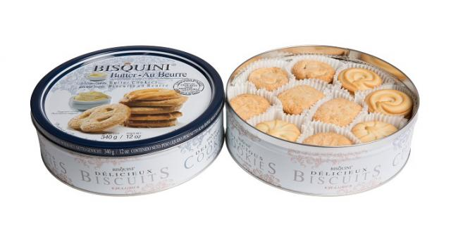 Danish Butter Cookies - The new 26% butter cookie
