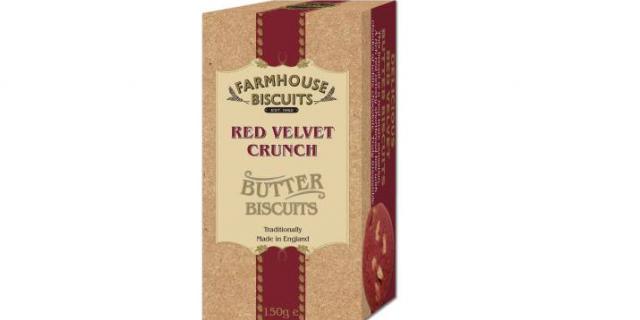 Luxury Red Velvet Crunch