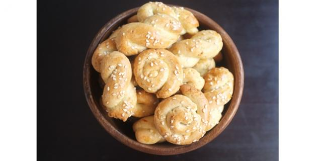 traditional greek easter cookies