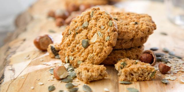 Granola Biscuits