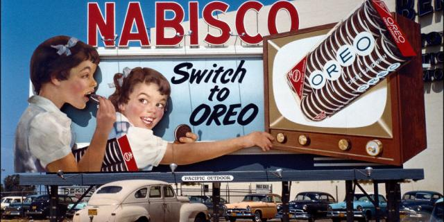 The Short History of Oreo Cookies