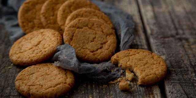 Rotary Moulded Oat Biscuits