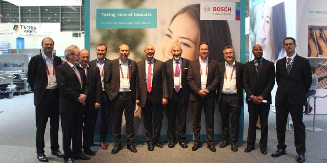pladis signs global preferred supplier agreement with Bosch Packaging Technology