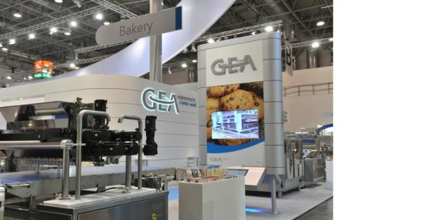 GEA Bakery at Interpack