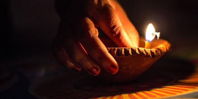 Victory of light - diwali