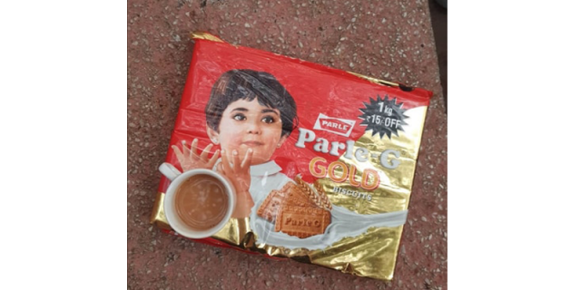 Parle G Biscuits