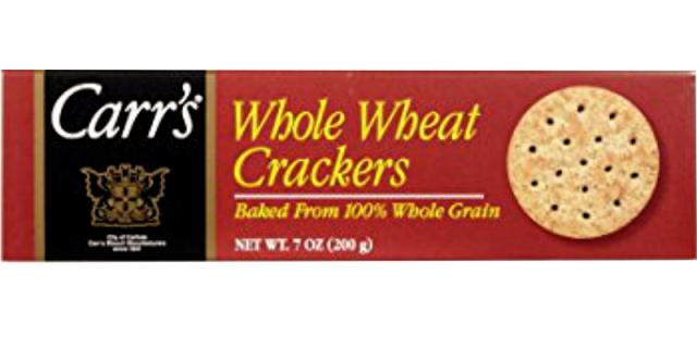 wheat cracker packaging