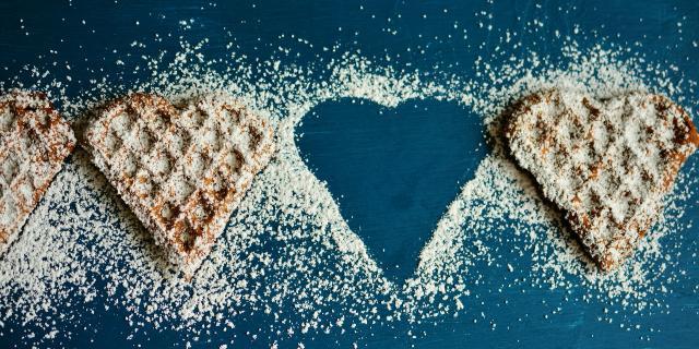 Sugar baking process