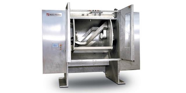 Baker Perkins horizontal high speed mixer with shaft-less blade