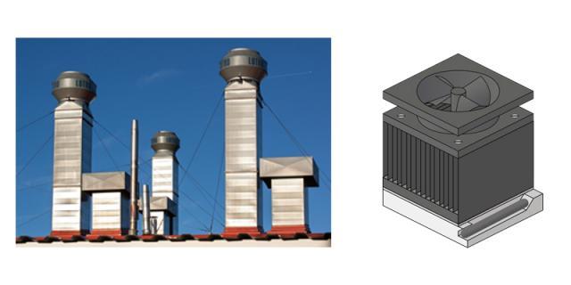 Balanced Pressure Ventilation System