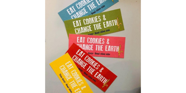 Eat Cookies and change the Earth
