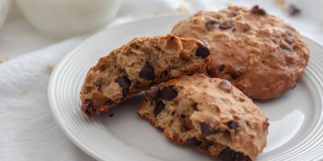 Peantut butter cookies